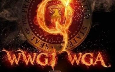 «Q» ó «WWG1WGA»