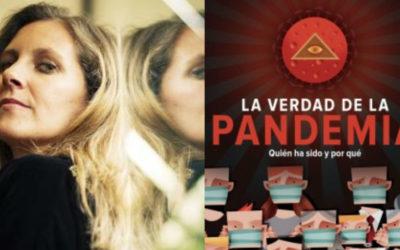La verdad de la «plandemia», según Cristina Martín