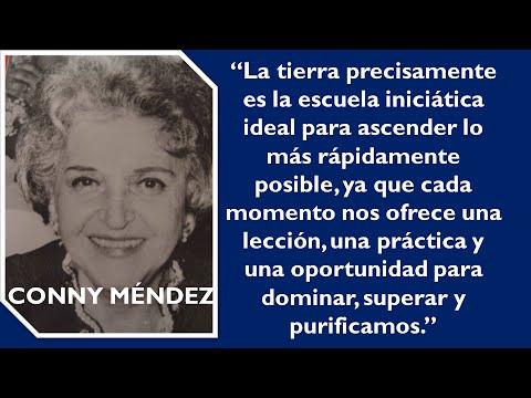 Conny Méndez, el latido del corazón