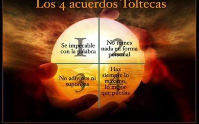 Los 4 acuerdos de Miguel Ruiz