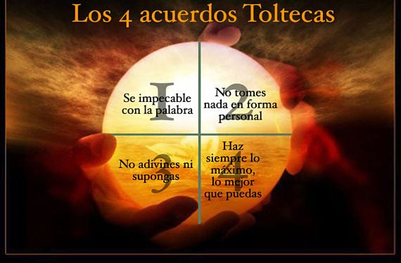 Los 4 acuerdos de Miguel Ruiz - Universo Gesara