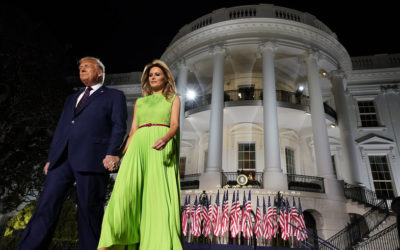 A Message from First Lady, Melania Trump