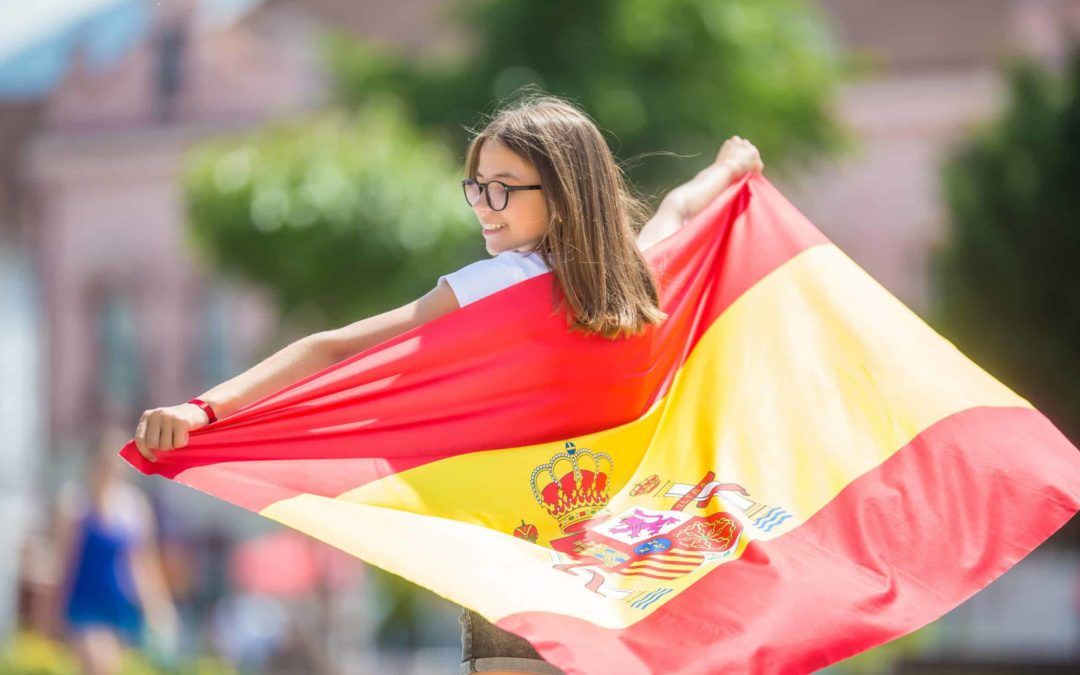 A la ministra de Educación del Gobierno de España