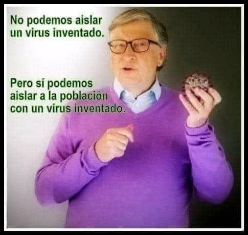 La «plandemia», según Cruz Gabriel