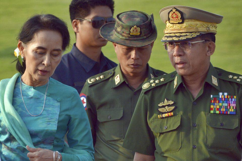 ¿Y si el caso Myanmar se globaliza?