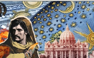Giordano Bruno y su universo infinito
