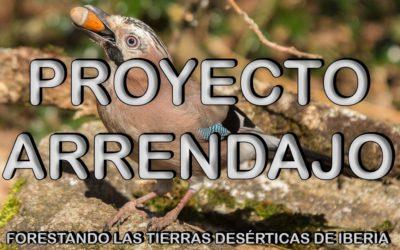 La Subbética se suma al proyecto Arrendajo de Félix Rodrigo Mora